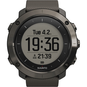 Suunto Traverse GPS Outdoor Horloge, graphite